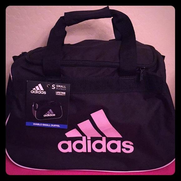 00ae2c5c6eae Adidas Diablo Small Duffel Bag